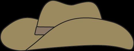 Clip Art Cowboy Hat Clip Art brown cowboy hat clip art image art
