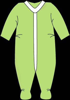 Green Footed Pajamas