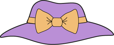 Purple Girls Hat