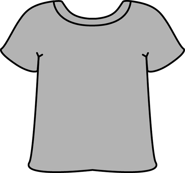 T shirt clip art t shirt images for Shirts with graphics on the back