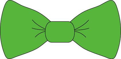 Green Bow Tie Clip Art - transparent png green bow tie image.