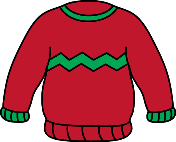 Sweater Clip Art - Sweater Images