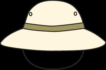 Clipart Summer Hats