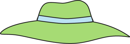 Green Summer Hat