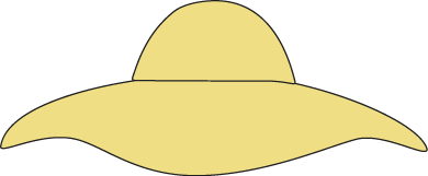 Yellow Sun Hat