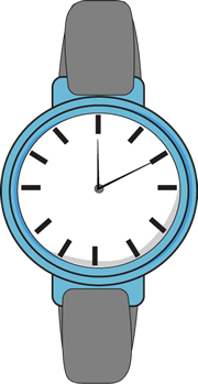 watch clip art watch image