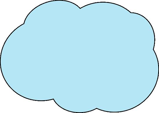 Fluffy Blue Cloud