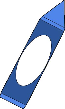 Big Blue Crayon