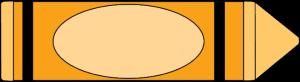 Yellow Crayon Clip Art