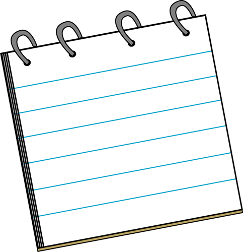 how to add an image background notepad