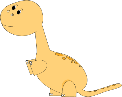 Big Yellow Dinosaur