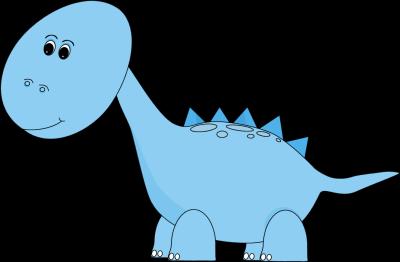 Cute Dino Clip Art