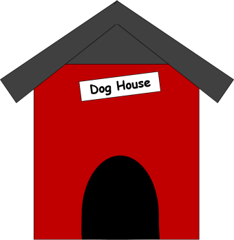 dog house clip art dog house image