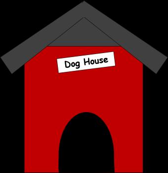 Dog House Clip Art - Dog House Image