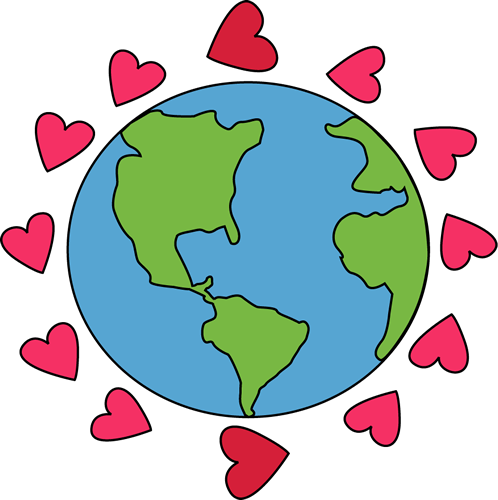 i love my earth Earth day, celebrated on 22 april, is the world's biggest moment to reflect on the  damage that is being done to our planet, and how humanity.