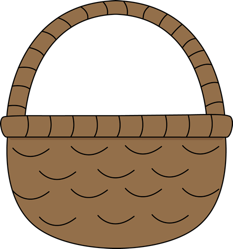 clip art for easter baskets - photo #8