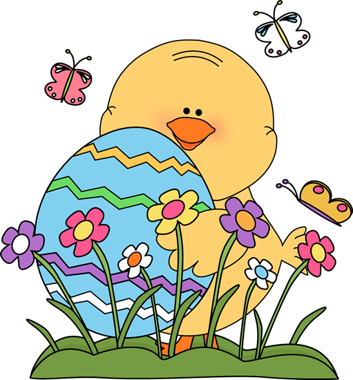 Easter Chick Clip Art - Easter Chick Images
