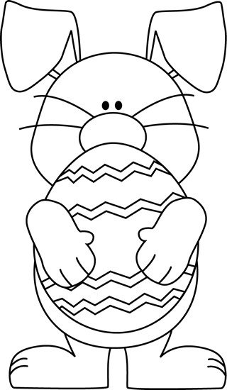 clip art easter eggs black and white Car Tuning