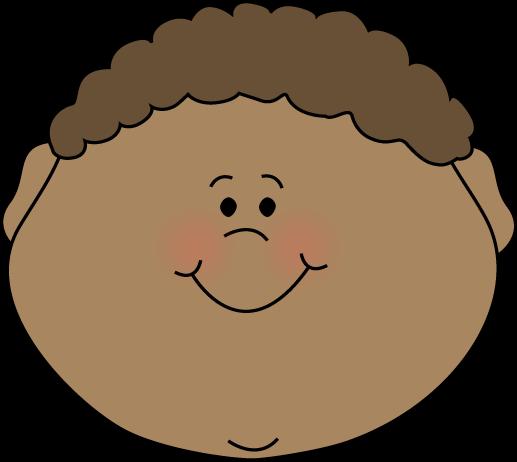 Little Boy Happy Face