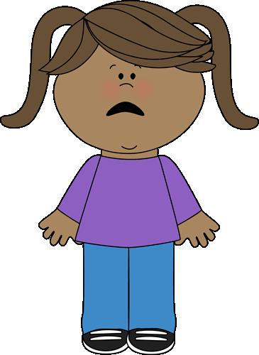 clipart little girl face - photo #23
