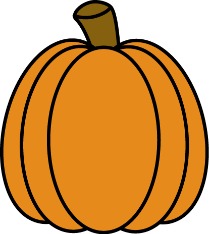 Autumn Pumpkin Clip Art