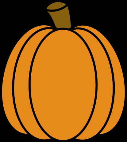 Autumn Pumpkin Clip Art