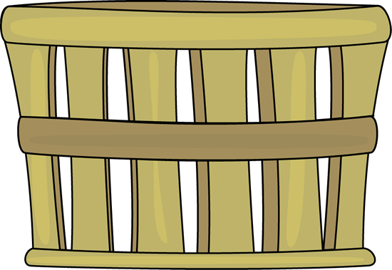 Empty Basket Clip Art