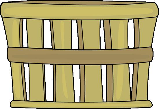 Empty Basket Clip Art