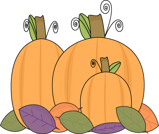 Pretty Autumn Pumpkins