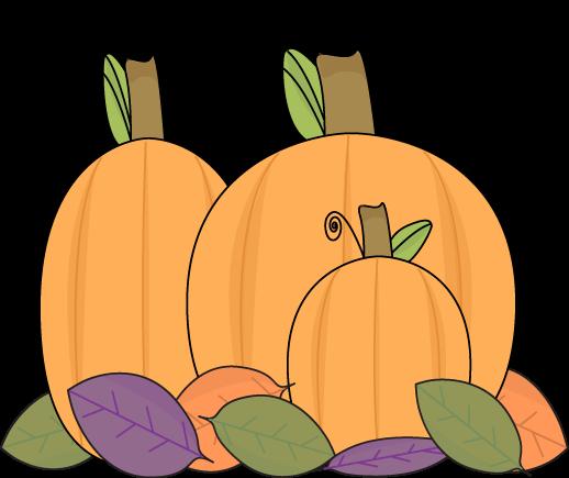Pretty Autumn Pumpkins