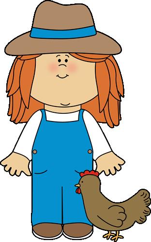 Girl Farmer
