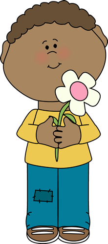 Boy with a Flower