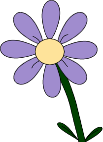Clip Art Purple Flower Clip Art flower clip art images purple flower