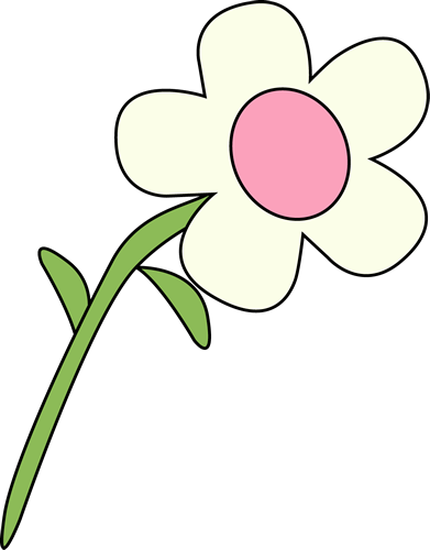 Single White Flower