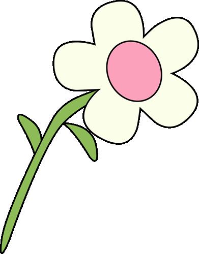 Single White Flower