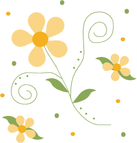 Yellow Flower Picture on Flower Clip Art   Flower Images