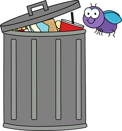 fly and trash clip art fly and trash image trash can clipart black trash can clip art kids