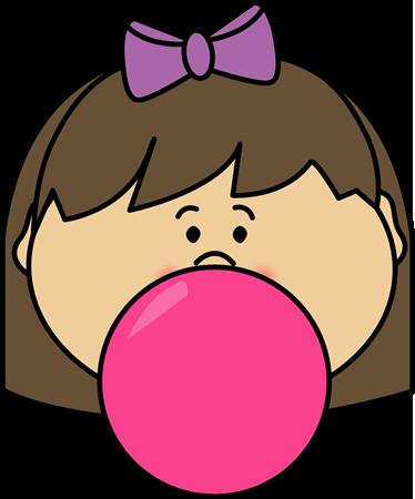 Clip Art Bubble Gum Clipart bubblegum clip art images girl