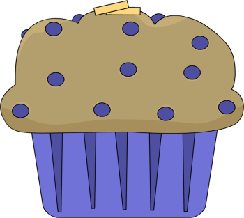 Clip Art Muffin Clip Art buttered muffin clip art image of a with pats butter