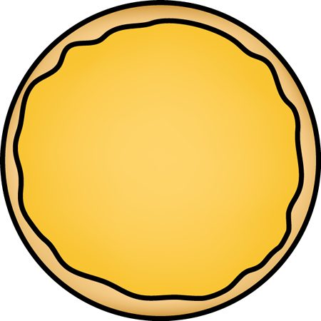 Cheese Pizza Clip Art - Cheese Pizza Image