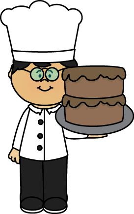 Male Chef Clip Art