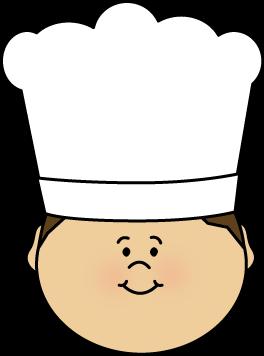 Chef Face Clip Art