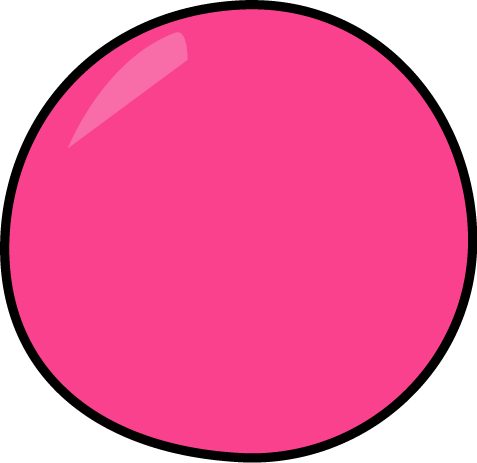 Pink Gumball