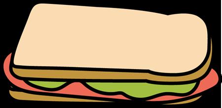 ham sandwich clip art ham sandwich image rh mycutegraphics com sandwich clipart black and white cheese sandwich clipart