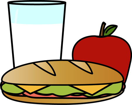 Healthy Lunch Clip Art - Healthy Lunch Image