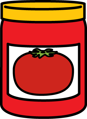 Jar of Spaghetti Sauce