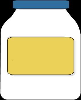 Condiment Clip Art
