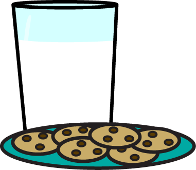 milk and cookies clip art milk and cookies image rh mycutegraphics com clipart of cookies black and white clip art of cookie jars