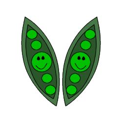 Peas Clip Art - Peas Image