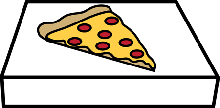 pizza box clip art pizza box image rh mycutegraphics com Pizza Box Project Stack of Pizza Boxes